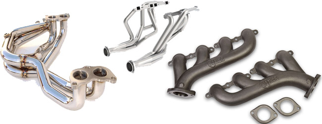 Headers and Manifolds