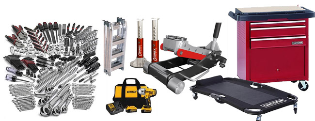 Tools & Shop Equipment