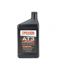 Driven Racing Oil 04706 Synthetic AT3 Automatic Transmission Fluid