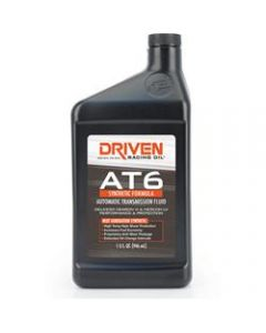 Driven Racing Oil 04806 Synthetic AT6 Automatic Transmission Fluid