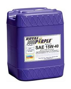 Royal Purple 05154 Motor Oil