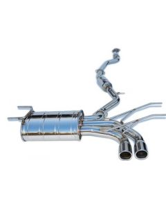 Invidia Q300 and N1 Performance Cat Back Exhaust Systems