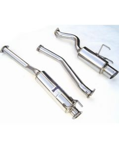 Invidia Stainless Steel Tip Cat-Back Exhaust