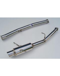 Invidia Stainless Steel Tip Cat-Back Exhaust (Racing)