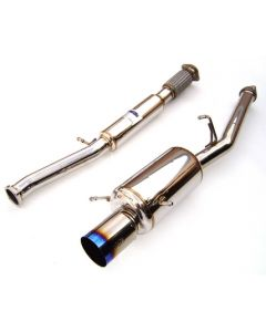 Invidia Titanium Tip Cat-Back Exhaust