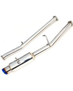 Invidia CAT-BACK EXHAUST, N1 Titanium Tip Cat-Back Exhaust (Racing) (TIP ONLY)