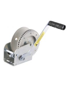 Curt Hand Winch (2100lbs 10in Handle)