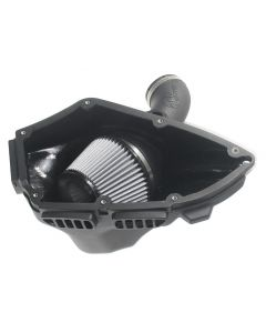 aFe MagnumForce Stage 2 Si Intake System PDS 06-11 BMW 3 Series E9x L6 3.0L Non-Turbo