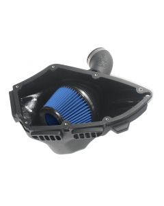 aFe MagnumForce Stage 2 Si Intake System P5R 06-11 BMW 3 Series E9x L6 3.0L Non-Turbo