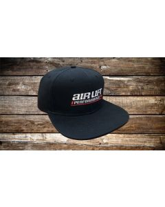 Air Lift Performance Snap-Back Hat - Black