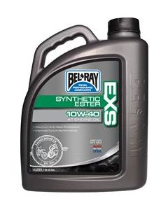 Bel-Ray Lubricants 99161B4LW Bel-Ray EXS Full Synthetic Ester 4T Engine Oil