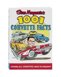 Summit Gifts CT607 1001 Corvette Facts