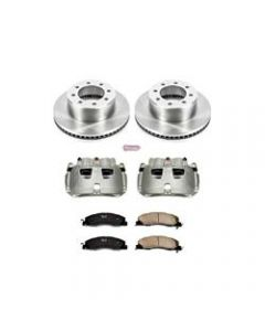 Power Stop KCOE5411 Autospecialty Stock Replacement Brake Kits with Calipers