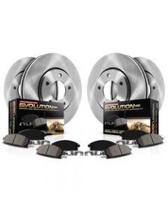 Power Stop KOE6033 Autospecialty Stock Replacement Brake Kits