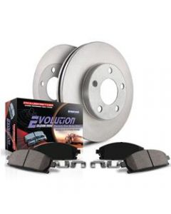 Power Stop KOE6034 Autospecialty Stock Replacement Brake Kits