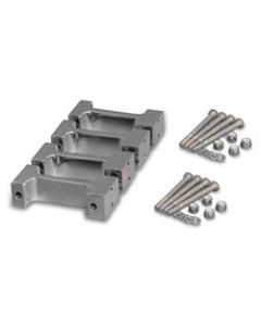 Eddie Motorsports MS109-12CA Chevy LS Coil Relocation Bracket Kits