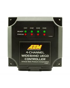 AEM 4-Channel Wideband UEGO Controller NASCAR McLaren ECU via CAN