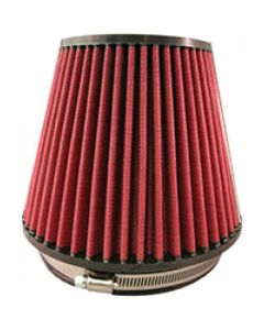 "Blox Racing Performance Air Filter Kits - 3.5"" Red"