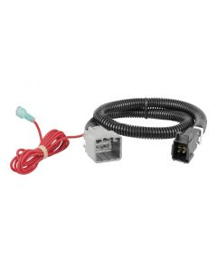 Curt Universal Trailer Brake Controller Harness for OEM Socket
