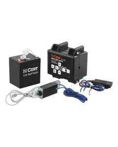 Curt Soft-Trac 1 Breakaway Kit w/Charger