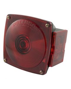 Curt Combination Trailer Light w/out License Plate Illumination