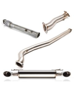 COBB Tuning  Steel  Exhaust Oval Tips Stainless Turboback