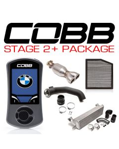 COBB Tuning Stage 2+ Power Package for BMW N55