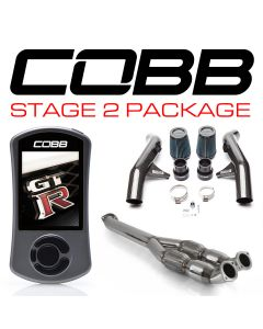 COBB Tuning Nissan GT-R Stage 2 Carbon Fiber Power Package NIS-005