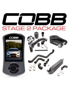 COBB Tuning Stage 2 Power Package Black Focus RS 2016-2018