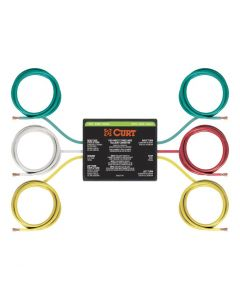 Curt 2-to-3-Wire Taillight Converter