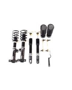 BC Racing 07-14 Mercedes Benz C Class Sedan , C200 W204 BC Coilovers - BR Type