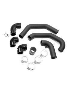 COBB Tuning FMIC Hot Pipes Black