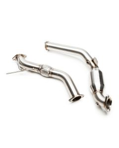 COBB Tuning Catted 3in Downpipe for Cobb Cat Back Exhaust