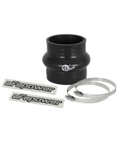 aFe Magnum FORCE CAI Univ. Silicone Coupling Kit (3in. to 2.75in. ID) Straight Reducer w/Hump