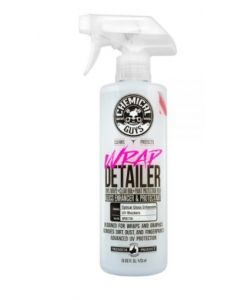 Chemical Guys Vinyl Wrap Detailer Gloss Enhancer and Protectant (16 oz) - Universal