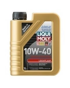 LIQUI MOLY 205L Leichtlauf (Low Friction) Motor Oil 10W-40
