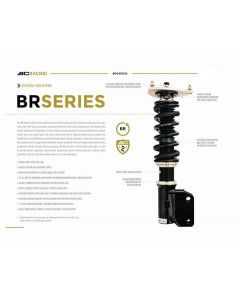 BC Racing 14+ Infiniti Q50 AWD v37 w/o DDS BC Racing Coilovers - BR Type