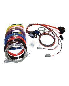 AEM Infinity Universal Wiring Harness Kit (w/ 100x96' Terminaed Wires & 12 Small Pins)