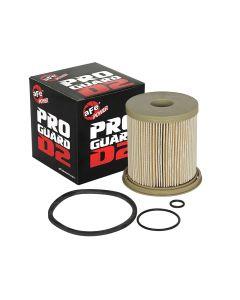 aFe ProGuard D2 Fluid Filters Fuel F/F FUEL Dodge Diesel Trucks 97-99 L6-5.9L (td)