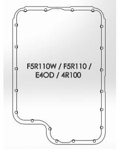 afe Transmission Pan (Raw); Ford Diesel Trucks 03-10 V8-6.0/6.4L (td)
