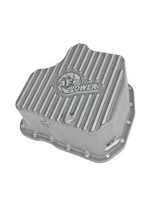 aFe Street Series Deep Engine Oil Pan 01-10 GM Duramax V8-6.6L (td)