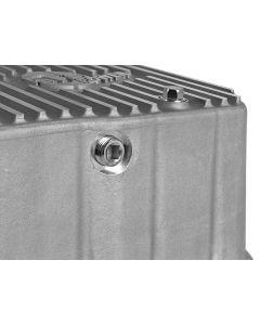 aFe Street Series Deep Engine Oil Pan 11-16 GM Duramax V8-6.6L (td)