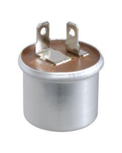 Curt 14-Amp Turn Signal Flasher (1-4 Lamps 2-8 Hazards)
