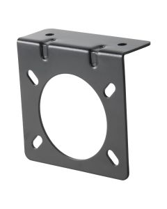 Curt Connector Mounting Bracket for 7-Way USCAR Socket