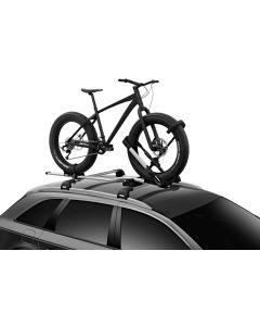 Thule UpRide FatBike Adapter (Fits Bikes w/3in.-5in. Wheels) - Black