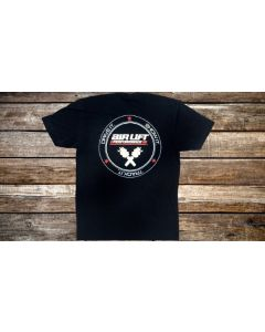 Air Lift Medium Crossed-Strut T-Shirt