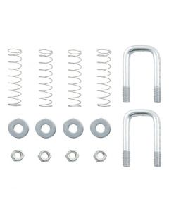 Curt Gooseneck Safety Chain U-Bolt Kit