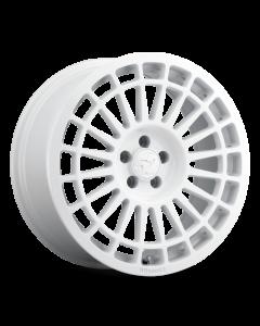 fifteen52 Integrale 18x8.5 5x114.3 48mm ET 73.1mm Center Bore Rally White Wheel