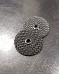 BBW 1/8in-3.2mm 2 pack diffuser screens