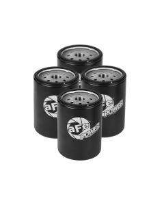 aFe ProGuard D2 Fluid Filters Oil for 01-17 GM Diesel Trucks V8-6.6L (4 Pack)